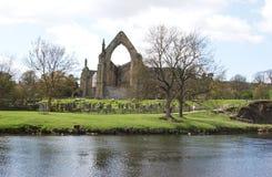 Bolton-Abtei Lizenzfreies Stockfoto
