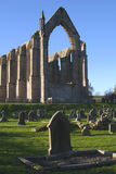 Bolton-Abtei, Yorkshire-Täler, England Lizenzfreies Stockbild