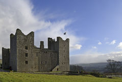 Bolton Castle Stock Image