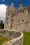 Bolton Castle - Medieval Castle - Yorkshire Dales - UK Royalty Free Stock Photography