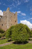 Bolton Castle - Medieval Castle - Yorkshire Dales - UK Royalty Free Stock Photo