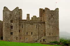 Bolton Castle, Yorkshire, UK. Royalty Free Stock Image