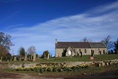 Bolton Church Royalty Free Stock Photo