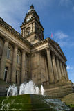 Bolton, England town hall. Stock Photo