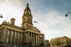 Bolton, England town hall. Stock Image