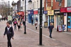 Bolton, het UK Royalty-vrije Stock Afbeeldingen