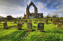 Bolton Priory Royalty Free Stock Image