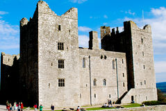 Bolton slott Arkivbild
