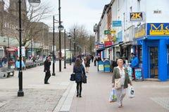 Bolton UK Royaltyfri Bild