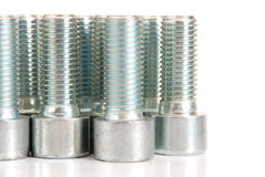 Bolts Stock Photography