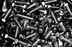 Free Bolts And Nuts Stock Photo - 23846740