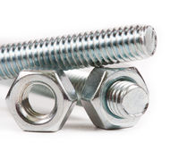 Free Bolts And Nuts Stock Image - 27593901