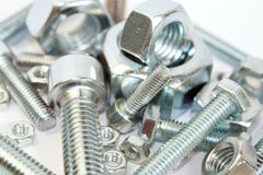 Free Bolts And Nuts Royalty Free Stock Images - 6043509