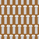 Bolts seamless pattern. Iron Fasteners background. Metal. Bolt royalty free illustration