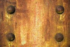 bolts texturerad grunge Royaltyfri Bild
