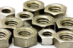 The bolts Royalty Free Stock Images