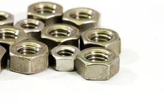 The bolts Stock Photo