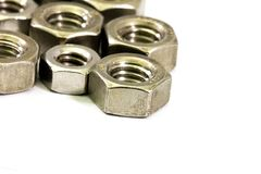 The bolts Stock Photography