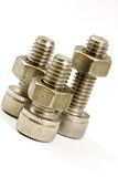 The bolts Stock Image