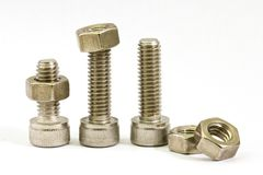 The bolts Stock Images