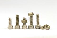 The bolts Stock Photos