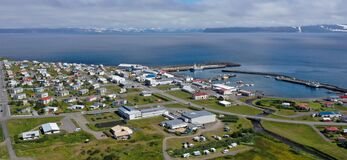 Bolungavik is a village in Westfjords in Iceland.