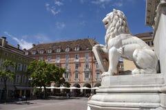 Bolzano,意大利 免版税库存照片