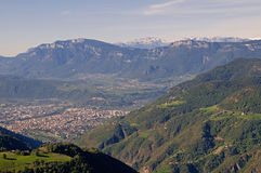 Bolzano Royalty Free Stock Photo