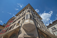 Bolzano Royalty Free Stock Photography