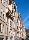 Bolzano Bozen, Italie Images libres de droits