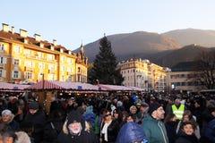 Bolzano kwadrat zdjęcie royalty free