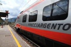 Bolzano stacja kolejowa Zdjęcia Stock
