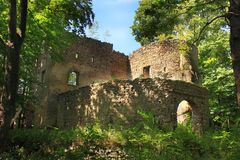 Bolzen slott Royaltyfri Foto