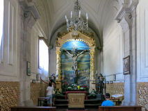 Bom耶稣在拉格,葡萄牙做Monte 免版税库存图片