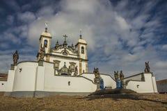 Bom Ιησούς de Matosinhos Shrine - Congonhas - Βραζιλία Στοκ εικόνα με δικαίωμα ελεύθερης χρήσης