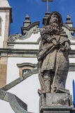 Bom Ιησούς de Matosinhos Shrine - Congonhas - Βραζιλία Στοκ Εικόνα