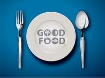 Bom alimento Imagens de Stock Royalty Free