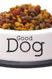 Bom cão Fotografia de Stock