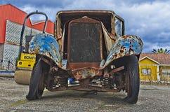 Bom carro velho dos meus fotos de stock royalty free