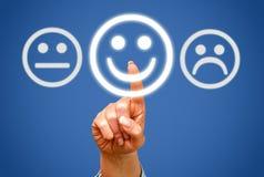 Conceito do feedback Imagens de Stock Royalty Free