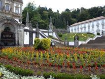 Bom Jésus font le Monte-Portugal Image libre de droits