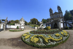 Bom Jesus de Braga Royalty Free Stock Photo