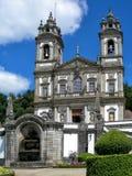 Bom Jesus de Braga Portugal Sanctuary Church Stock Photography