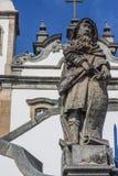 Bom Jesus de Matosinhos Shrine - Congonhas - Brazil Stock Image
