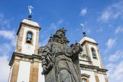 Bom Jesus de Matosinhos Shrine - Congonhas - Brazil Stock Photos