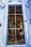 Bom Jesus de Matosinhos Shrine - Congonhas - Brazil Stock Photo
