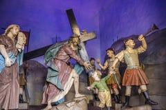 Bom Jesus de Matosinhos Shrine - Congonhas - Brazil Royalty Free Stock Image