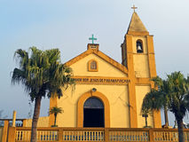 Bom Jesus de Paranapiacaba Church Royalty Free Stock Photos