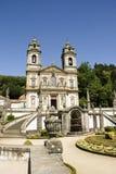 Bom Jesus do Monte, Braga royalty-vrije stock foto