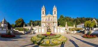 Bom Jesus do Monte in Braga Royalty Free Stock Photos